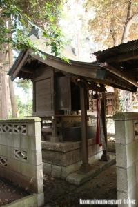 八幡神社(市川市柏井町)6