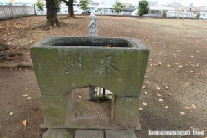 内間木神社(朝霞市上内間木)6