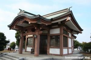 内間木神社(朝霞市上内間木)10