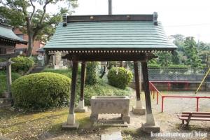 下内間木氷川神社(朝霞市下内間木)4