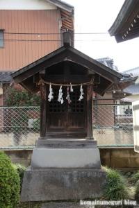 下内間木氷川神社(朝霞市下内間木)14
