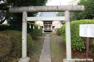美女神社(朝霞市浜崎)3