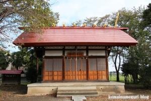 田島新明神社(朝霞市田島)6