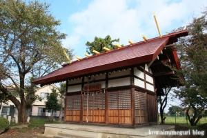 田島新明神社(朝霞市田島)7