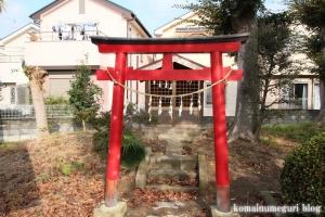 田島新明神社(朝霞市田島)13