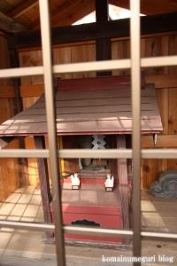 田島新明神社(朝霞市田島)15