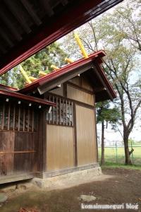 田島新明神社(朝霞市田島)8