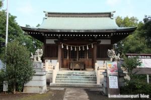 岡氷川神社(朝霞市岡)7