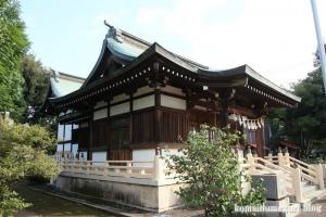 岡氷川神社(朝霞市岡)10