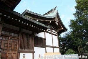 岡氷川神社(朝霞市岡)11