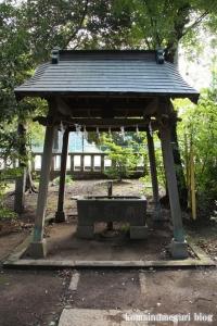 岡氷川神社(朝霞市岡)6
