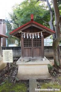 岡氷川神社(朝霞市岡)12