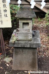 岡氷川神社(朝霞市岡)21