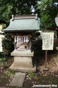 岡氷川神社(朝霞市岡)25