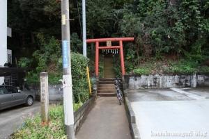 御嶽山神社(朝霞市根岸台)1
