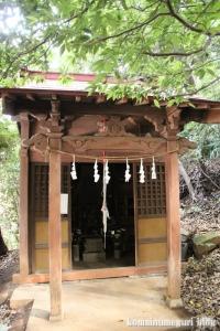 御嶽山神社(朝霞市根岸台)6
