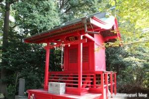 稲荷神社(朝霞市根岸台)10