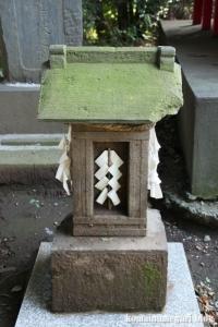 稲荷神社(朝霞市根岸台)9