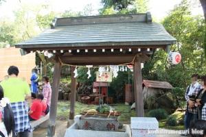 氷川八幡神社(和光市新倉)9