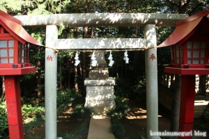 氷川八幡神社(和光市新倉)23