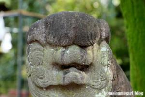 氷川八幡神社(和光市新倉)43