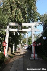 氷川八幡神社(和光市新倉)4