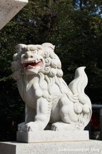 氷川八幡神社(和光市新倉)10