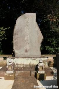 氷川八幡神社(和光市新倉)15