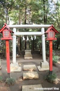 氷川八幡神社(和光市新倉)25