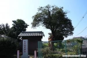 狭間稲荷神社(和光市新倉)1