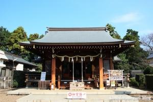 氷川八幡神社(和光市下新倉)10