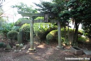 氷川八幡神社(和光市下新倉)14