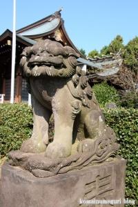 氷川八幡神社(和光市下新倉)24