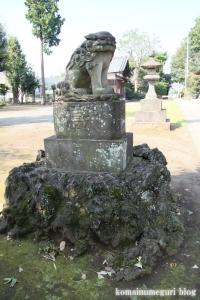 氷川八幡神社(和光市下新倉)27