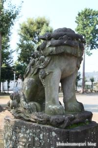 氷川八幡神社(和光市下新倉)28