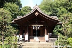 熊野神社(和光市白子)6