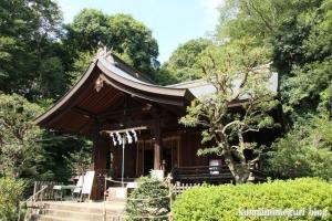 熊野神社(和光市白子)7