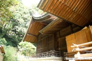 熊野神社(和光市白子)8