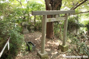 熊野神社(和光市白子)14