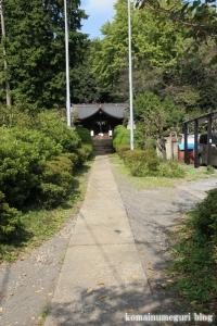 熊野神社(和光市白子)4