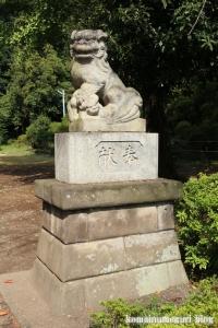 熊野神社(和光市白子)19