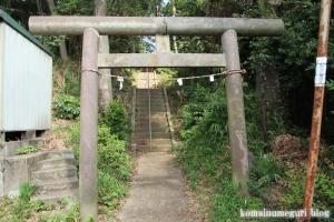 八雲神社(和光市白子)2