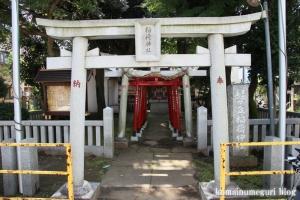 緑ヶ丘稲荷神社(朝霞市幸町)2