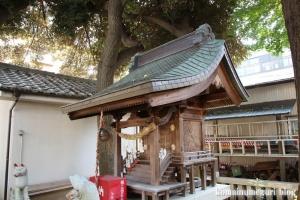 緑ヶ丘稲荷神社(朝霞市幸町)10