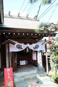 荒船神社(朝霞市本町)9