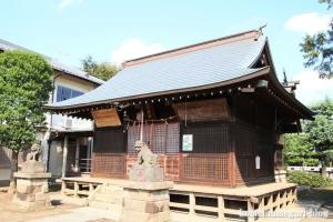溝沼氷川神社(朝霞市本町)8