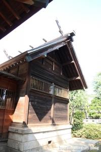 溝沼氷川神社(朝霞市本町)9