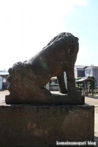 溝沼氷川神社(朝霞市本町)16