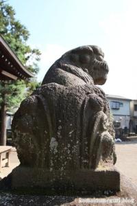 溝沼氷川神社(朝霞市本町)21