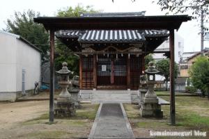 安田神社(鶴見区安田)4